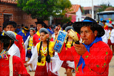 Bolivian Festivals photographs