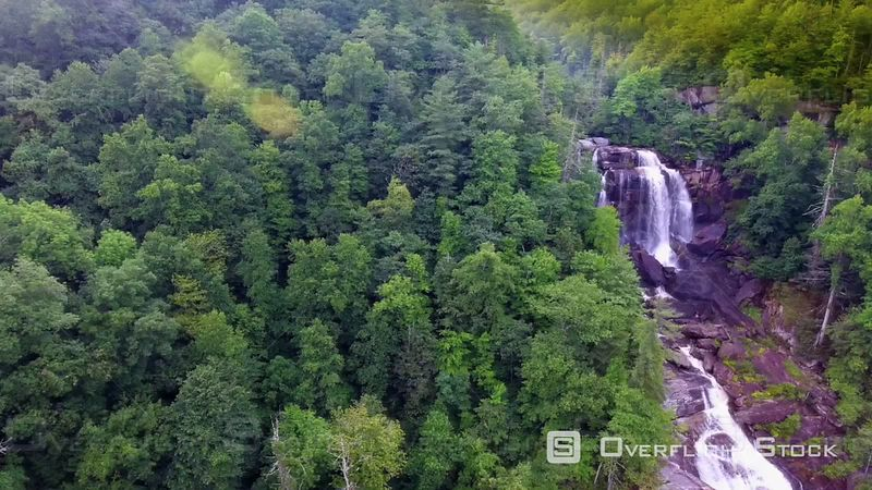 Whitewater Falls Highest Falls on the East Coast
