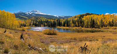 Secluded Pond Near Telluride