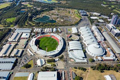 Spotless Stadium Sydney Olympic Park