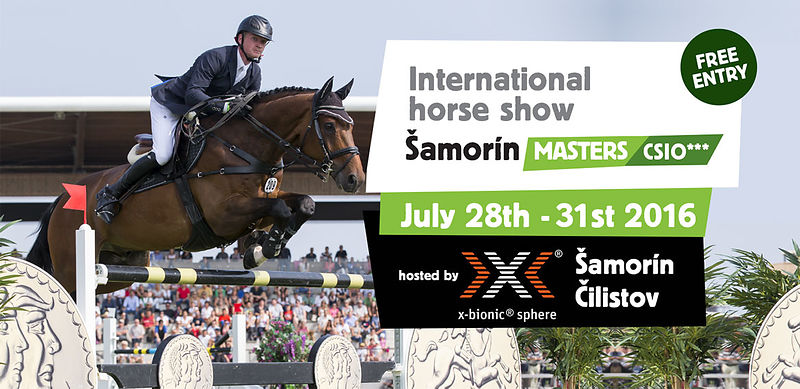 2016_CSIO3* Samorin Masters photos