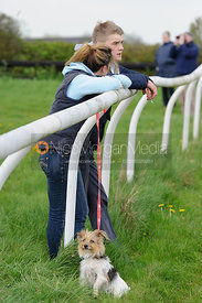 Sam Davies-Thomas - Quorn Hunt Point to Point 2014
