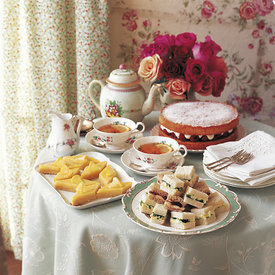 Afternoon Tea Parties photos