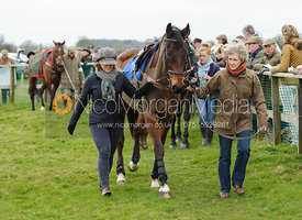 Collecting Ring - Members Race - Cottesmore at Garthorpe