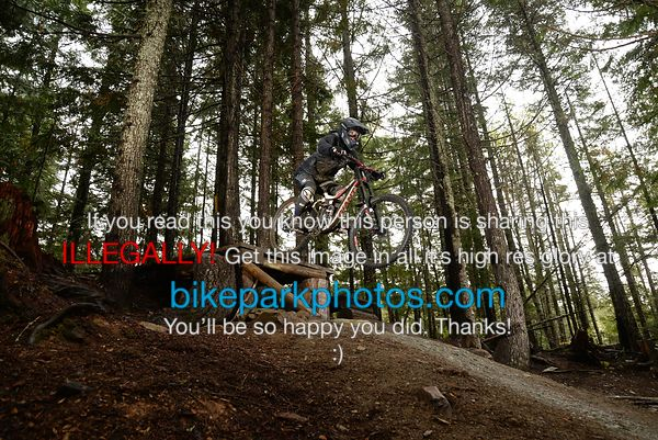 Saturday September 22nd Wednesday Night Delight bike park photos