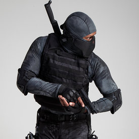 Regis Tactical Assassin stock photos