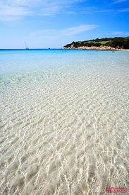 Grand Sperone beach, Corsica, France