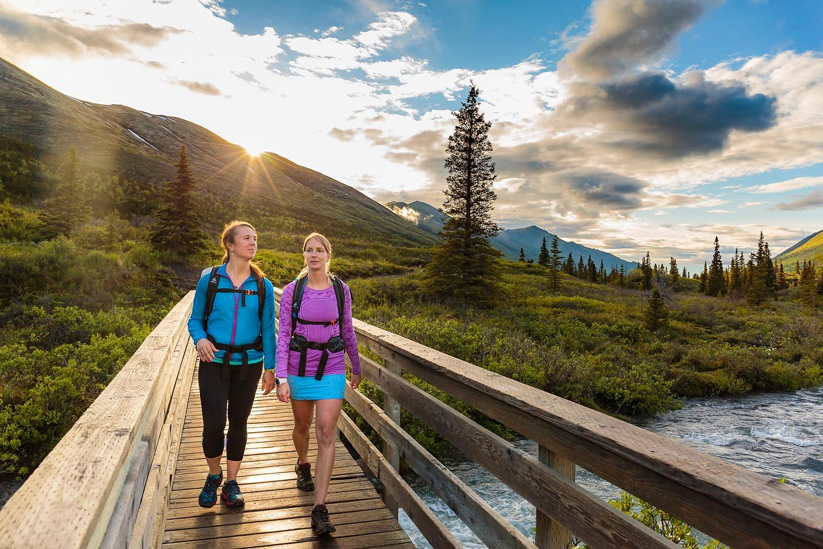 Alaska Adventure Hiking