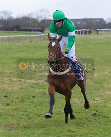Dream Mistress (George Henderson), Charity Flat Race, Div I - The Quorn at Garthorpe 21st April 2013.