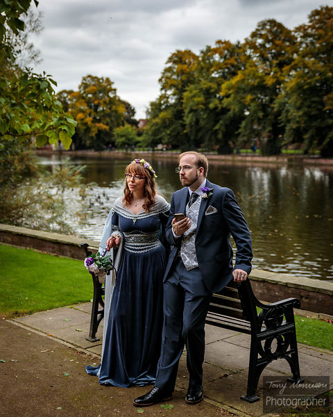 Lichfield Registry Office & The Cathedral Lodge Hotel Wedding Photos - Rachel & Adam's Wedding - September 2017 photos