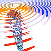 Radio Transmission Tower 14B variant 4