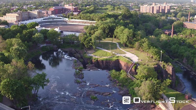 Great Falls National Historical Park Paterson New Jersey