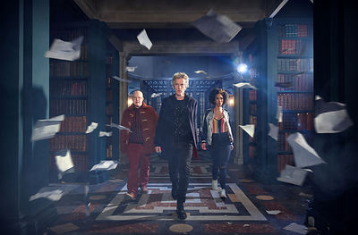 Doctor Who Series 10 Ep6 Extremis - Iconic still photography