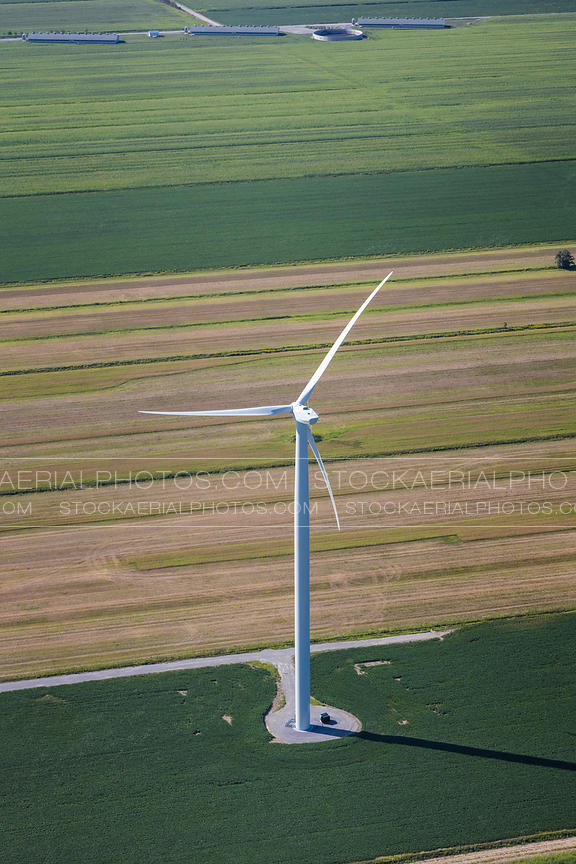 Wind Farm in Southern Quebec