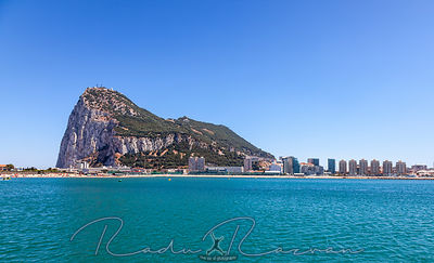 The Rock of Gibraltar