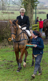 Jimmy Couldray - The Quorn Hunt at Sludge Hall 15/2/13