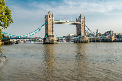 Tower Bridge- London, England
