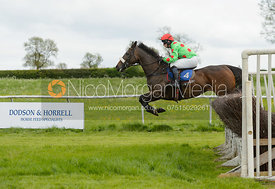 Race 4 - Novice Riders Championship Final - The Melton Hunt Club Point-to-Point 2017