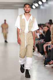 London Collections Men Spring Summer 2017 - Liam Hodges