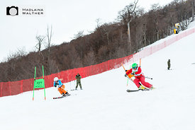 Parallel giant slalom team event.