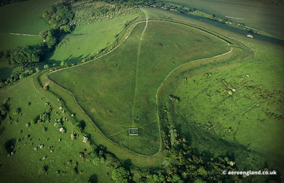 Beacon Hill, Iron Age hill fort near Burghclere