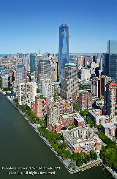 One World Trade, New York
