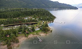 West Arm of Kootenay Lake BC
