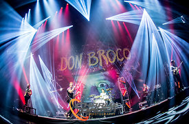 Don Broco at the Bournemouth International Centre