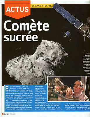 Science et Vie Junior (juin 2016) photos
