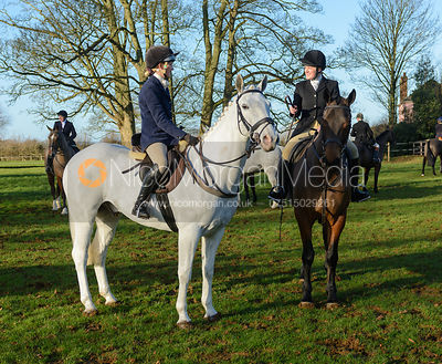The Cottesmore Hunt at Pickwell Manor 29/12 photos
