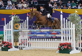 Chantelle Duggan and Rumworths Taylors Twilight, Horse of the Year Show 2010