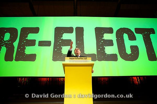 SNP Launch Manifesto photos
