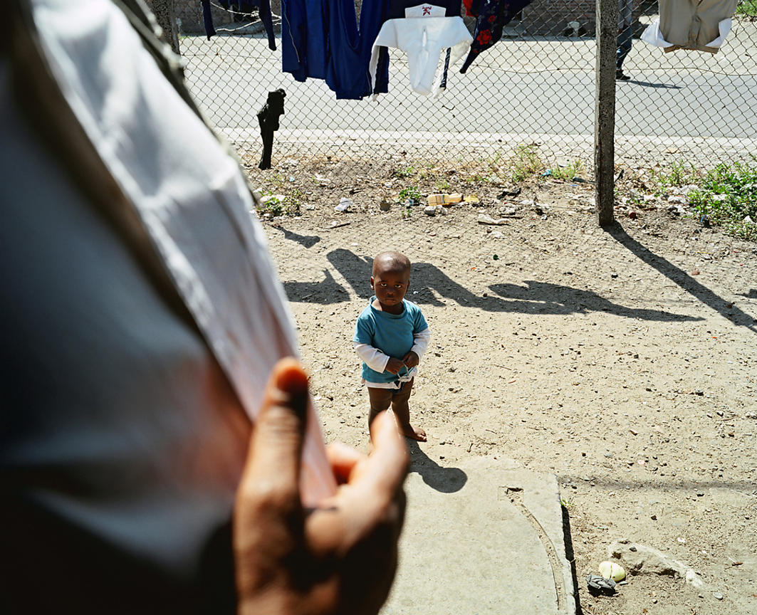 Child, Gugulethu, Cape Town, South Africa