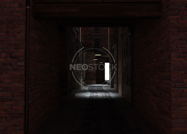 Old_London_Alley_-_06_-_Night