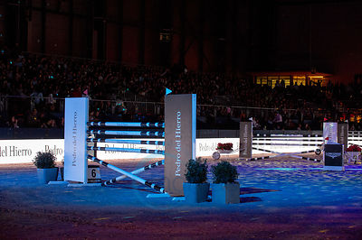 PEDRO DEL HIERRO TROPHY Int. six bar jumping competition imagenes