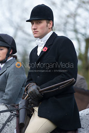 Shaun Cripps - The Cottesmore Hunt at Tilton on the Hill 10/11/12