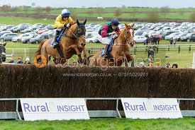 OLD PRIDE (Alex Edwards) - Race 3 - Mens Open - The Cottesmore Point-to-point 26/2