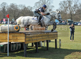 Vittoria Panizzon and BOROUGH PENNYZ - Belton Horse Trials 2012