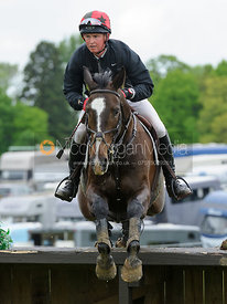Matthew Heath and SPORTSFIELD LORD LIVESEY - Rockingham Castle International Horse Trials 2016