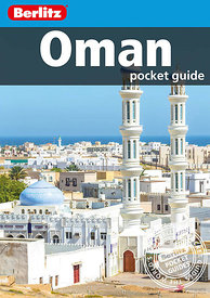 Berlitz Oman Pocket guidebook cover