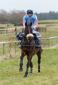 Race 6 - Restricted - Cottesmore at Garthorpe 3/3/13