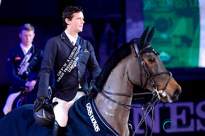 LONGINES GRAND PRIX  Prize Tyco for the best Spanish rider Fotos
