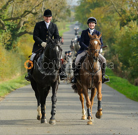 James Mossman on Cold Overton Road - The Cottesmore at Langham.