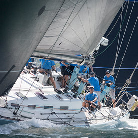 2017 VOLVO HONG KONG TO VIETNAM RACE  photos