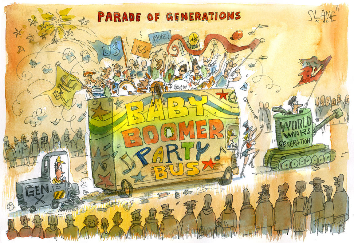Parade of Generations