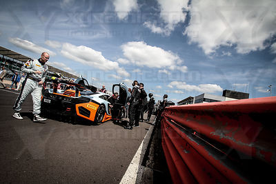 69 Adam Carroll / Nico Verdonck / Rob Bell Gulf Racing McLaren MP4-12C