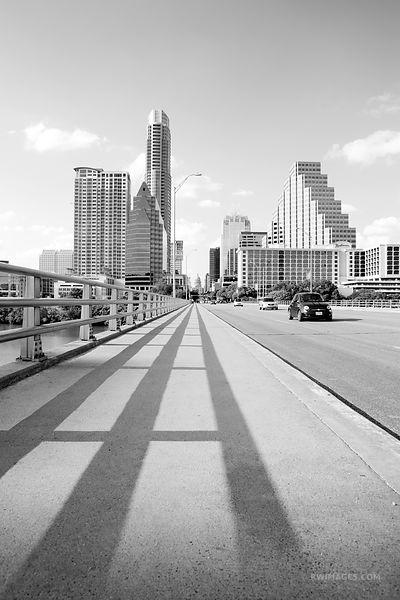 Austin Black And White Photos Prints Framed
