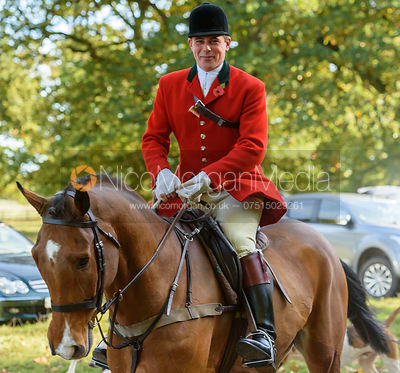 The Fitzwilliam Hunt Opening Meet, Milton Hall 2/11 photos