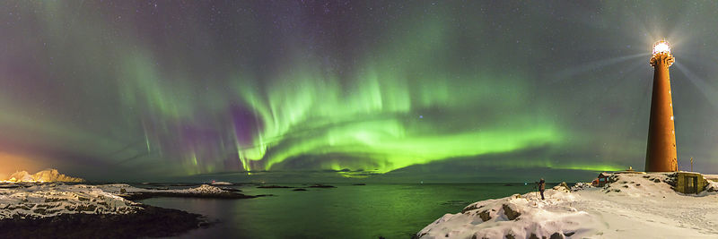 Lights over Andenes