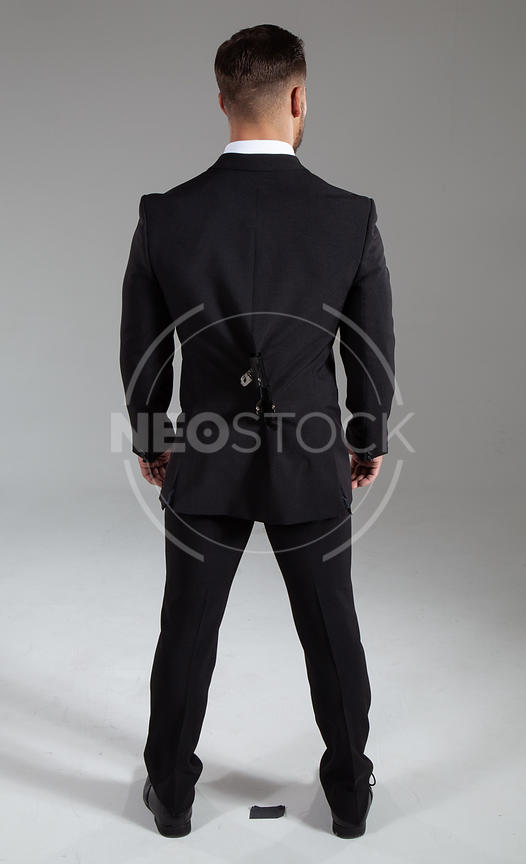 Danny D Spy Thriller Stock Photography